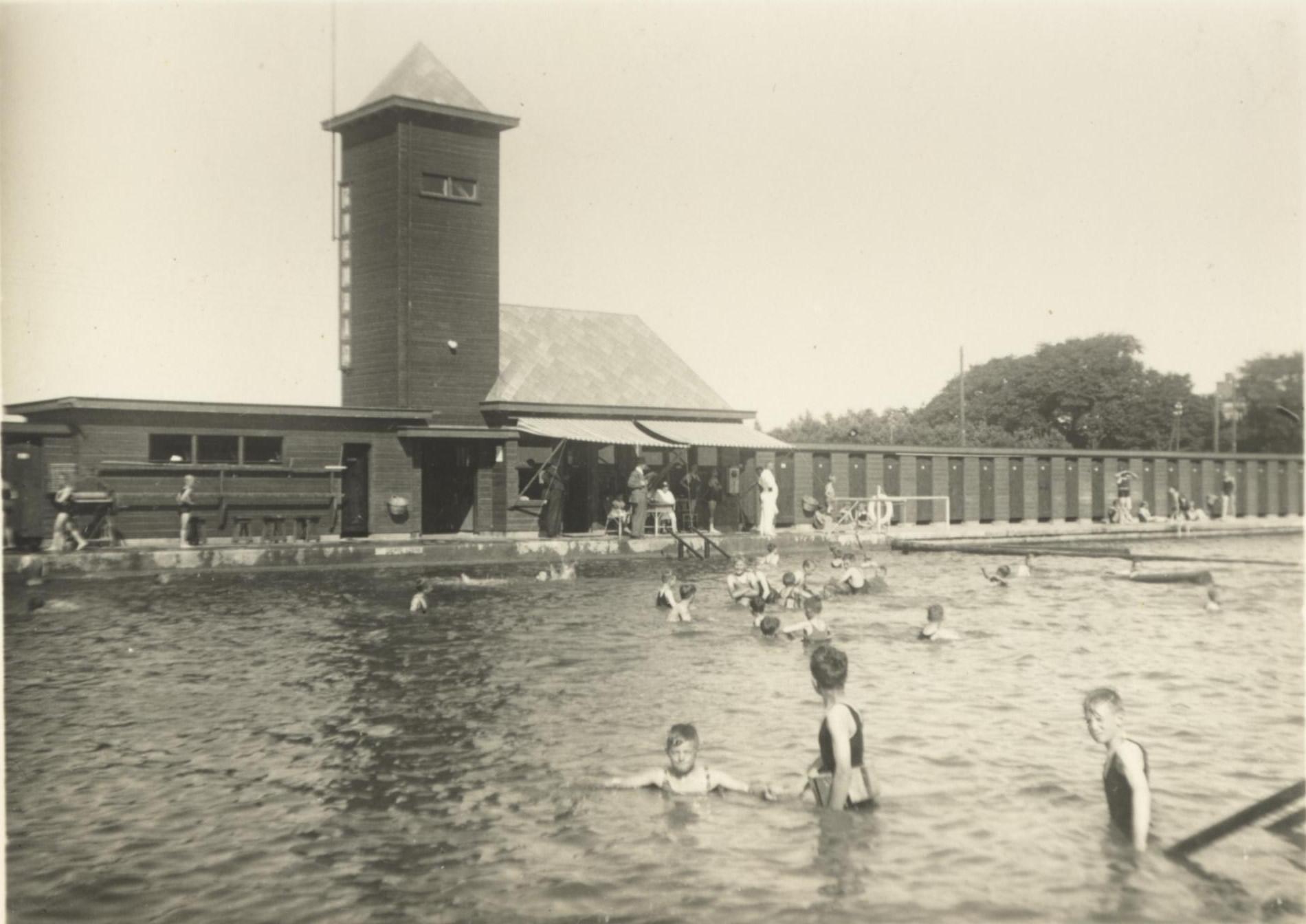 Welkom op de site van stichting waterman natuurlijk i o in de pers - Fotos van het zwembad ...